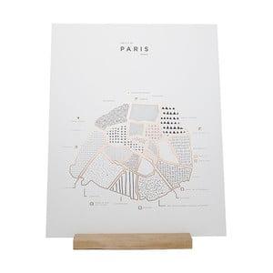 Poster  Roam by 42 Pressed Paris