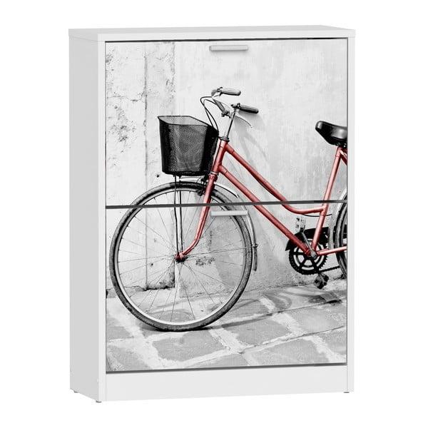 Botník se 2 výklopy 13Casa Social Bike