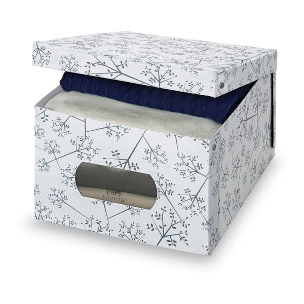 Úložný box Domopak Bon Ton, výška24cm