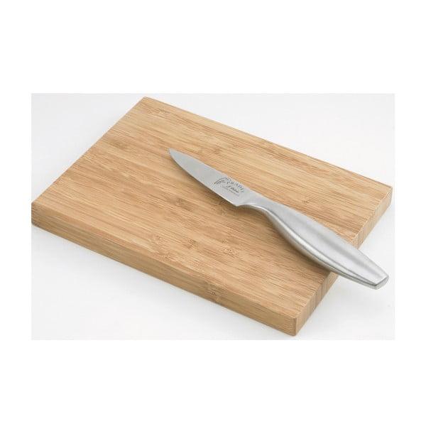 Prkénko s krájecím nožem Jean Dubost Bamboo