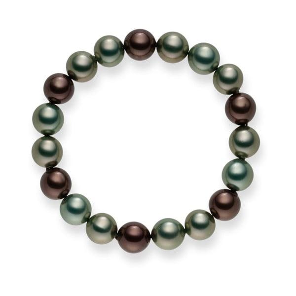 Perlový náramek Pearls of London Mystic Garden, délka 20 cm