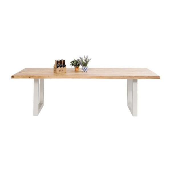 Jídelní stůl z akáciového dřeva Kare Design Pure, 240 x 100 cm