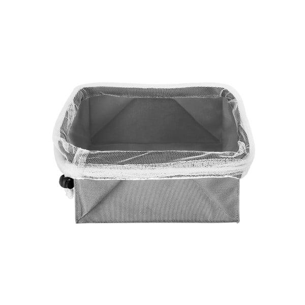 Skladací box na potraviny Metaltex, 23×23cm
