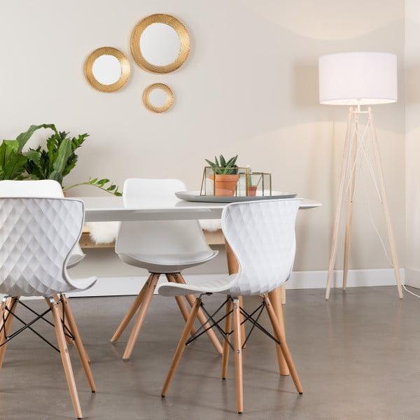 Bílý stůl Sion
