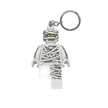 Breloc luminos LEGO® Mumie imagine