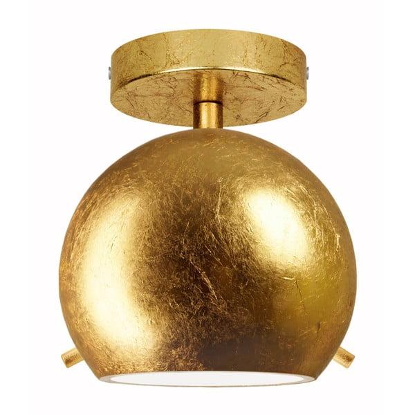 Lampa sufitowa w kolorze złota Sotto Luce MYOO Elementary