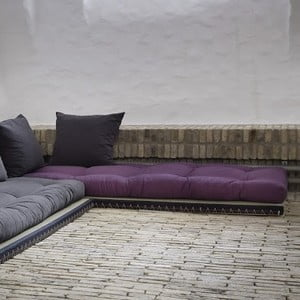 Sofa Chico Single, fialová matrace