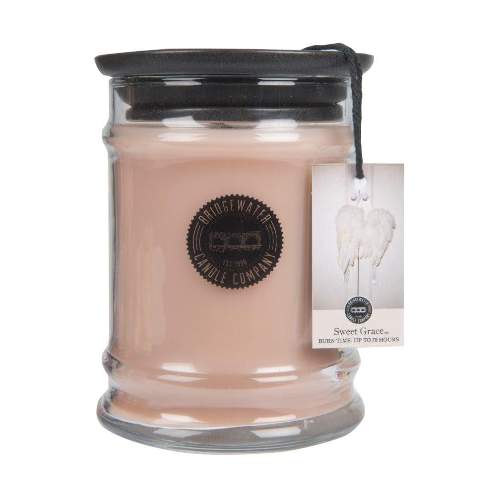 Svíčka ve skleněné dóze s vůní orientu Creative Tops Sweet Grace, doba hoření 65-85 hodin