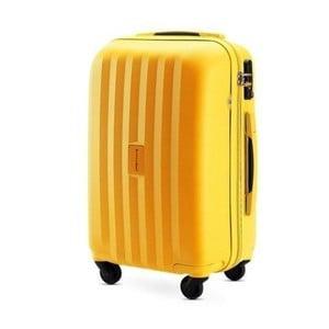 Kufr Travel PP 20', žlutý