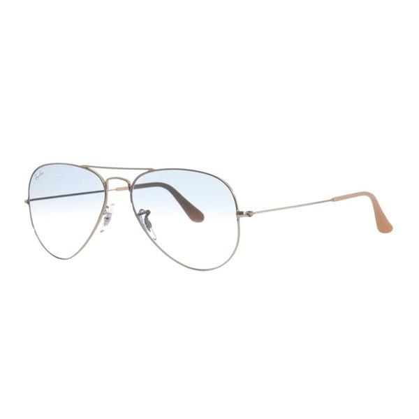 Ochelari de soare unisex Ray-Ban 3025 Gold 58 mm