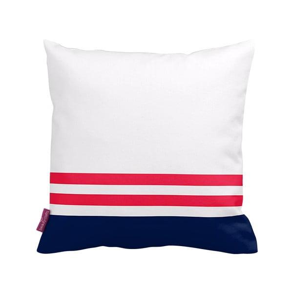 Polštář White Sailor, 43x43 cm