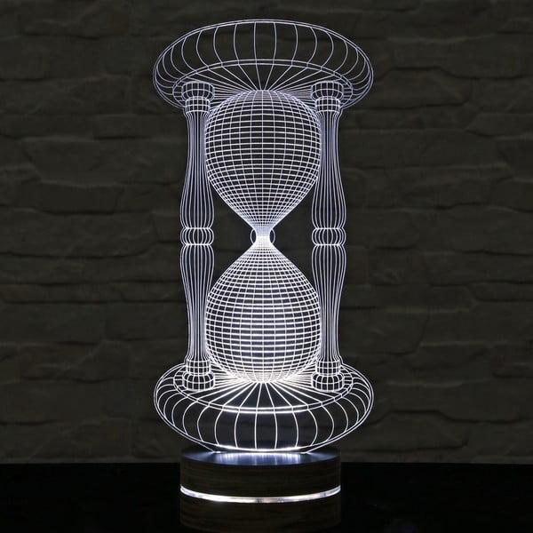3D stolní lampa Time