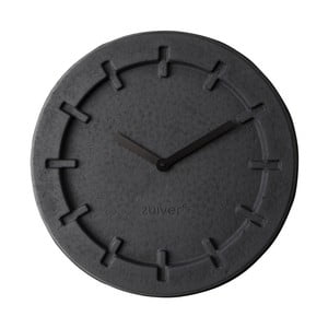 Ceas de perete Zuiver Pulp Round, negru