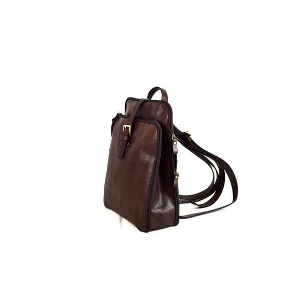 Kožený batoh Santo Croce 107618 Dark Brown
