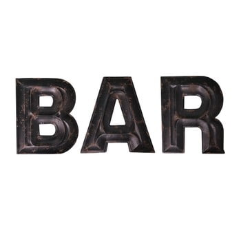 Litere decorative Antic Line Bar