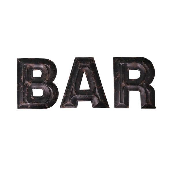 Dekorativní písmena Antic Line Bar