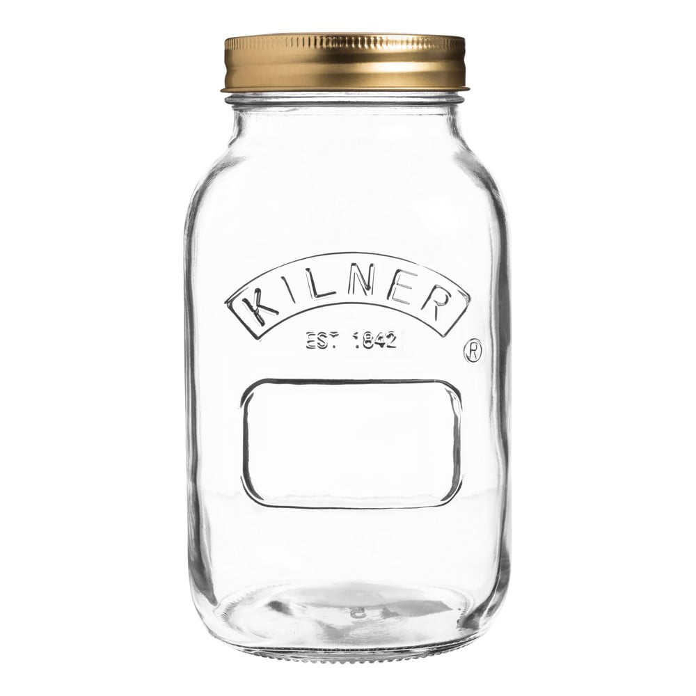 Zavařovací sklenice Kilner, 1 l
