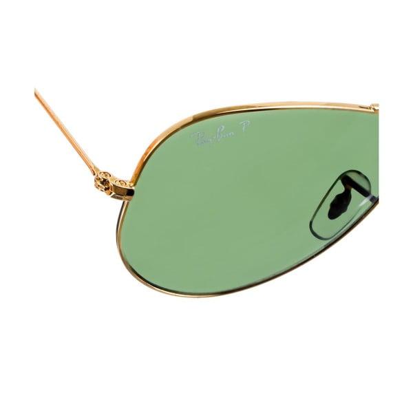Unisex sluneční brýle Ray-Ban 3025 Green 58 mm