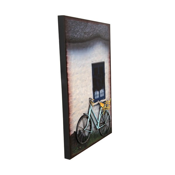 Kovová cedule Bicycle Traspuntin