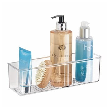Organizator transparent iDesign Affixx imagine