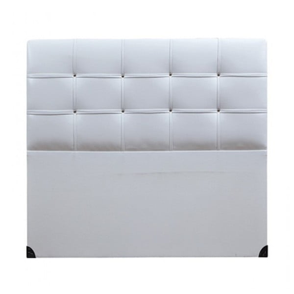 Čelo postele Omega White, 102x140 cm