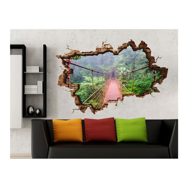Autocolant de perete Insigne Femke, 70 x 45 cm