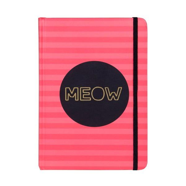 Zápisník Tri-Coastal Design Meow