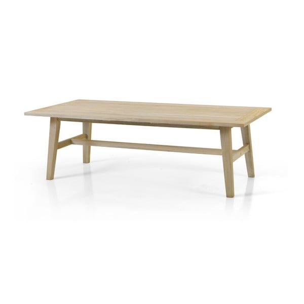 Zahradní stolek v přírodní barvě Brafab Vidos, 150x75cm