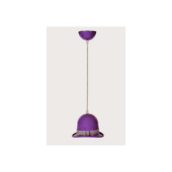 Stropní světlo Woman Hat Lilac