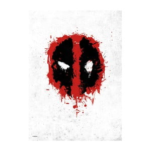 Poster Deadpool Merc with a Mouth - Spray Tag
