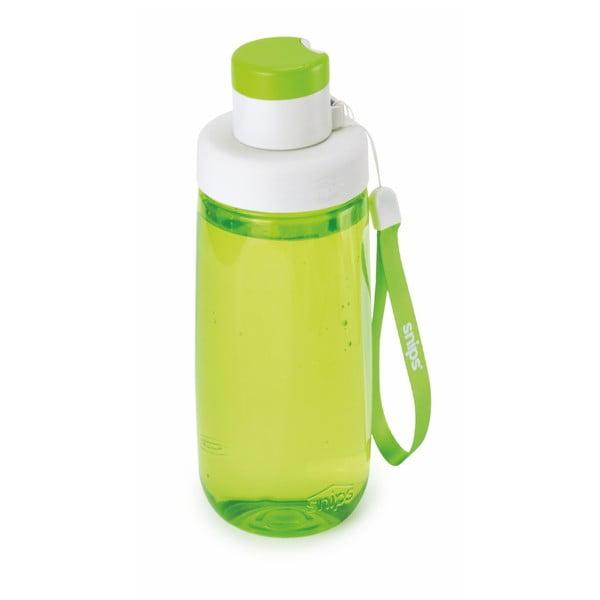 Zelená lahev na vodu Snips Water,500ml