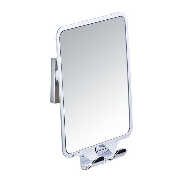 Oglindă și 2 cârlige, cu sistem de prindere Vacuum-Loc, până la 33kg