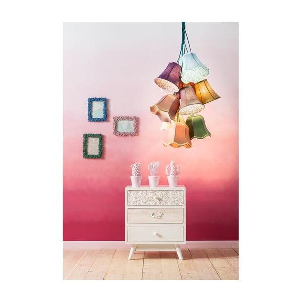 Stropní svítidlo Kare Design Saloon Flowers, výška 116cm