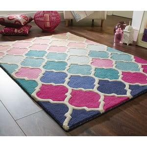 Vlněný koberec Flair Rugs Illusion Rosella, 120x170cm