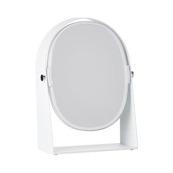Oglindă pentru masa de toaletă Zone Parro, alb de la Zone