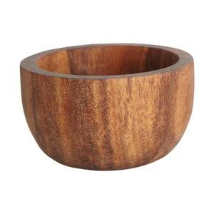 Miska/kalíšek na vejce z akátového dřeva House Doctor Nature, 5,2cm