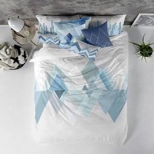 Bavlněný povlak na peřinu Blanc Crystal, 240x220cm