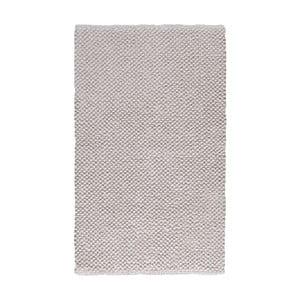 Koupelnová předložka Dotts Grey, 60x100 cm