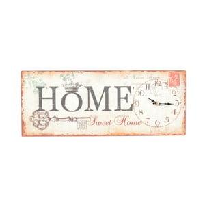 Hodiny Sweet Home