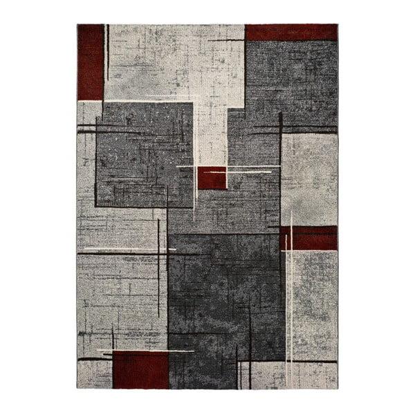 Ciudad sötétszürke szőnyeg, 60 x 120 cm - Universal