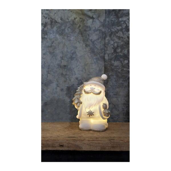 Decorațiune luminoasă cu LED Best Season Figure Buddy Snowman