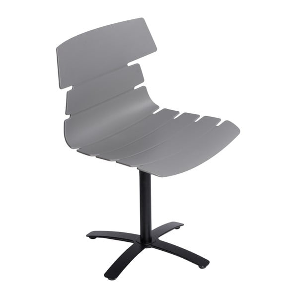 Sada 2 šedých židlí D2 Techno One