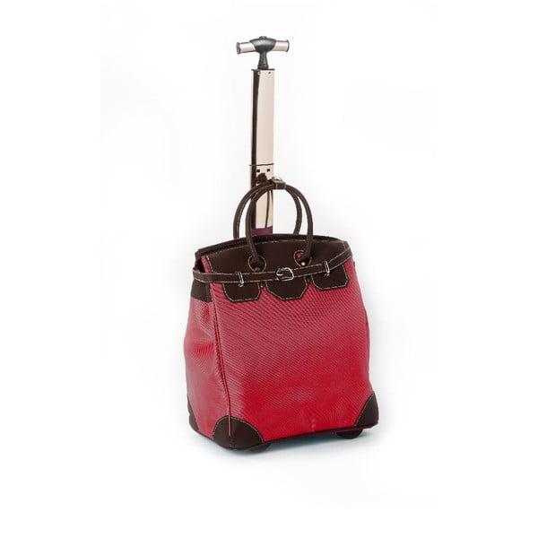 Příruční zavazadlo 2v1 Red