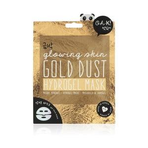 Mască de față NPW Gold Dust