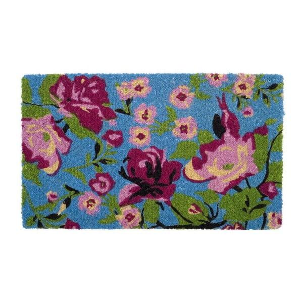 Rohožka Flowers, 74x44 cm