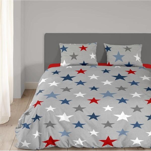 Bavlněné povlečení Muller Textiels Stars, 240x200cm