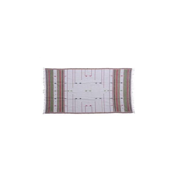 Šátek/pléd Manton Blanco, 120x240 cm