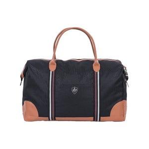 Černá cestovní taška GENTLEMAN FARMER Soul, 96 l