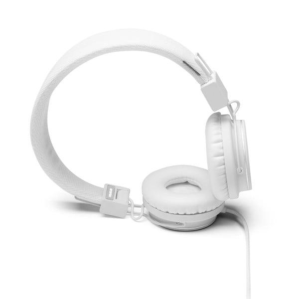 Sluchátka Plattan White + sluchátka Medis Orange ZDARMA