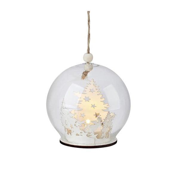 Závěsná LED svítící dekorace Markslöjd Myren Tree, ø 9cm